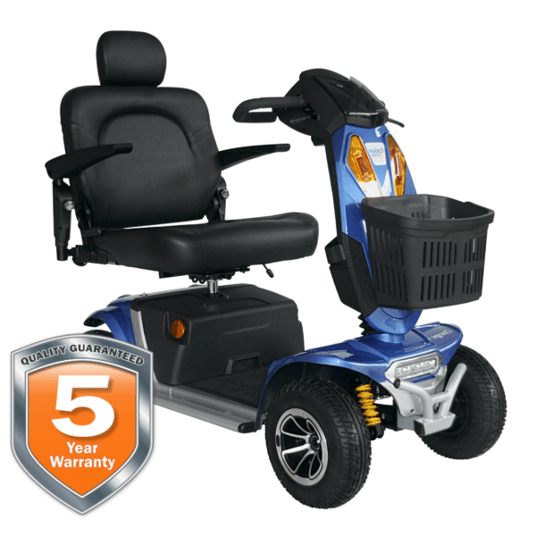 Top Gun Charger Mobility Scooter - Product Image