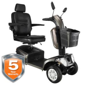 Top Gun Daytona Mobility Scooter - Product Image