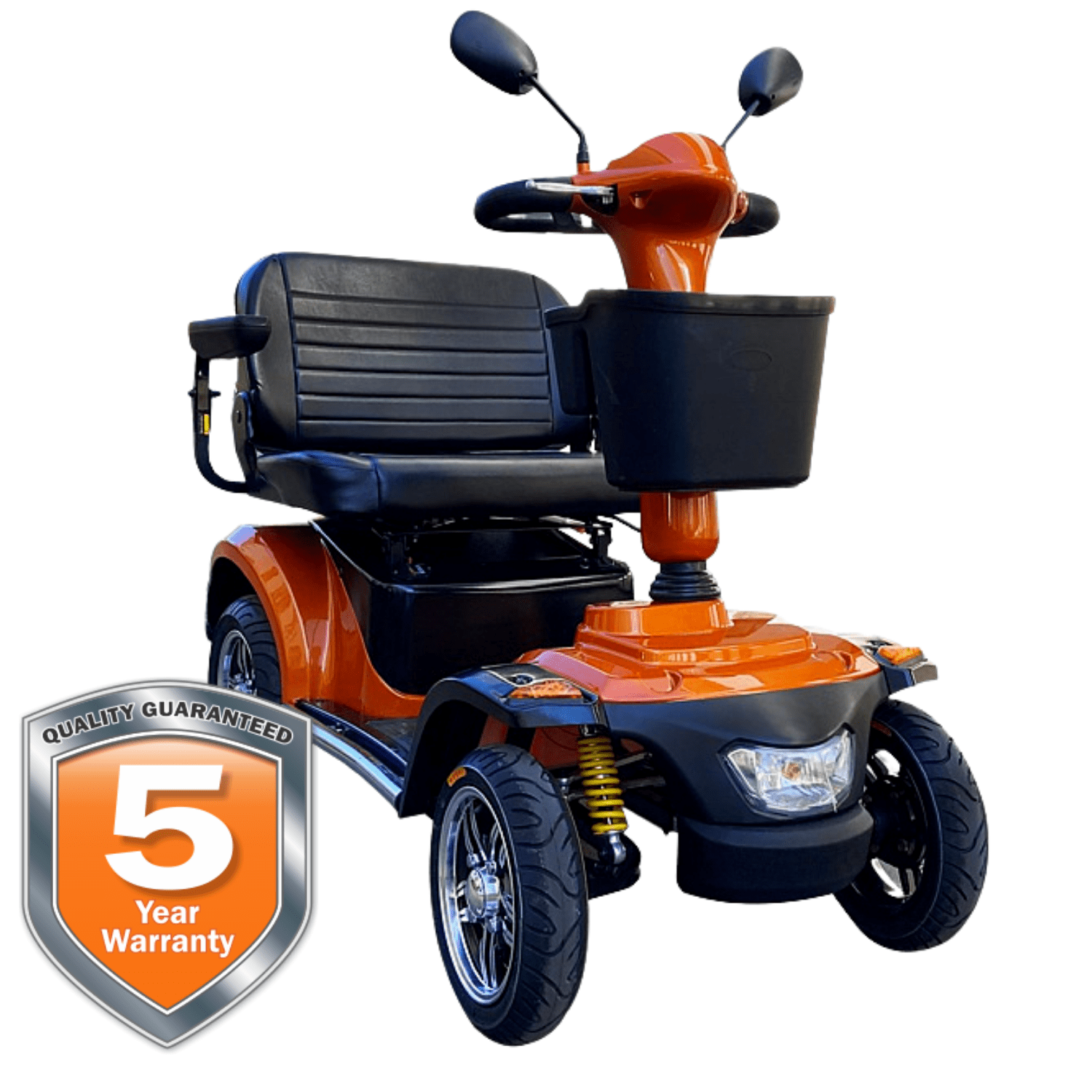 Top Gun Emperor Mobility Scooter – Product Image