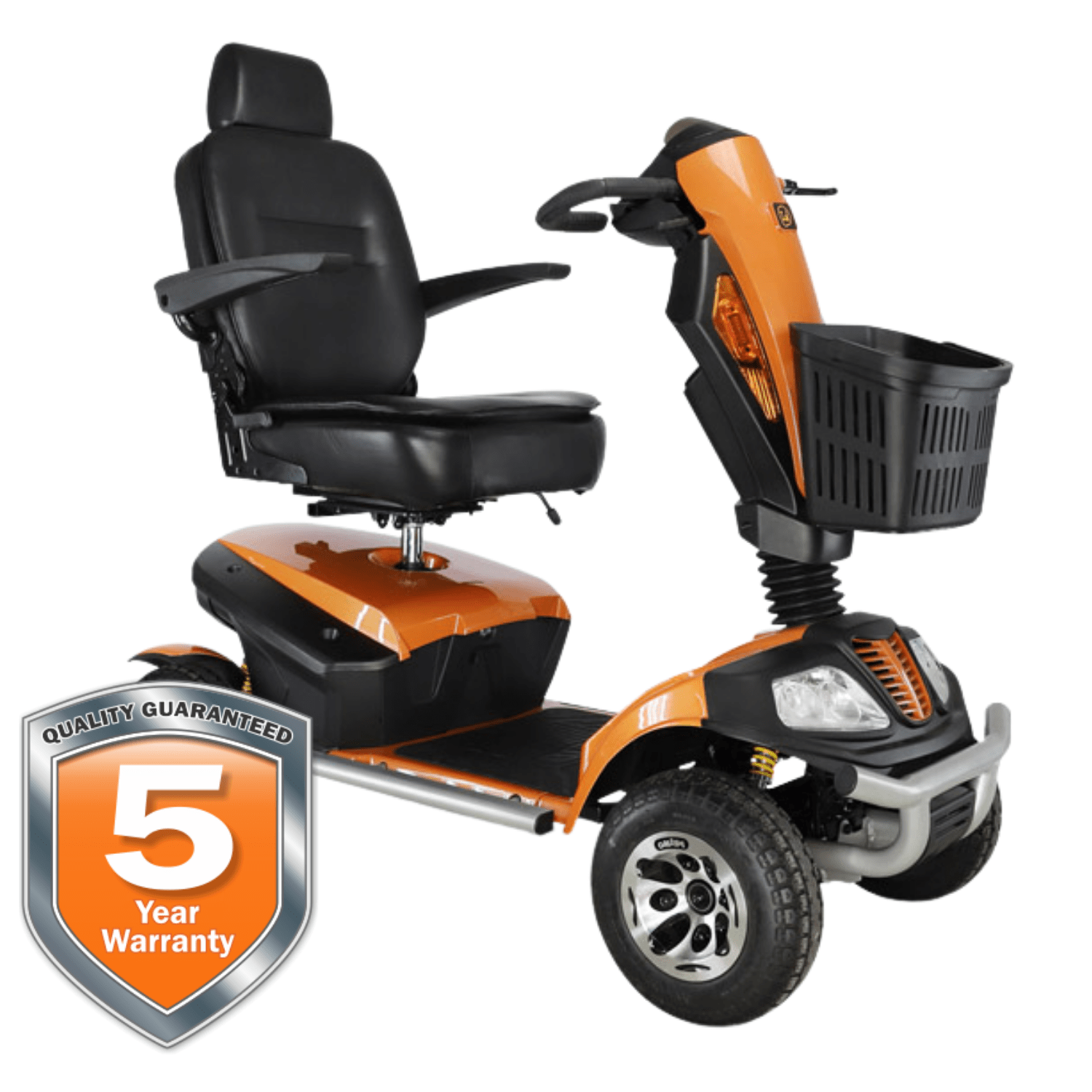 Top Gun Everest Mobility Scooter – Product Image