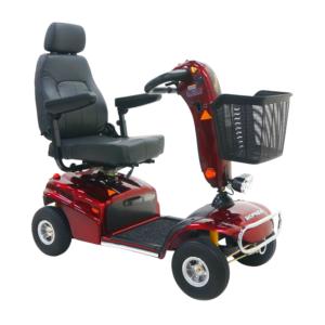 Shoprider Explorer Mobility Scooter 888SE Red