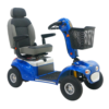 Shoprider Rocky 4 Mobility Scooter 8889XL Blue
