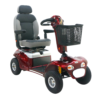 Shoprider Rocky 4 Mobility Scooter 8889XL Red