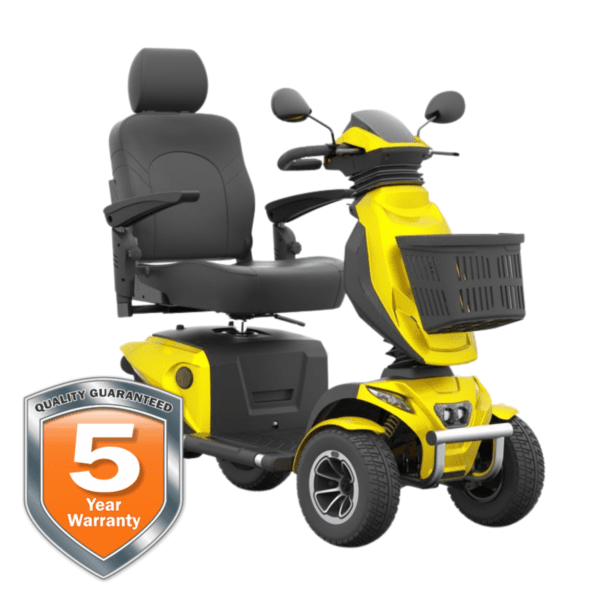 Top Gun Avenger Mobility Scooter - Product Image