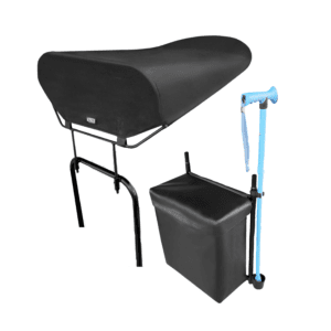 Shoprider Deluxe Canopy And Rear Bag Combo