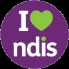 NDIS Logo Circle